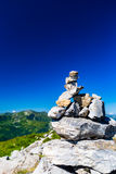 Inspiring Mountains Landscape View in Tatras Royalty Free Stock Photo