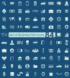 inställda affärssymboler Arkivbilder