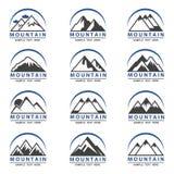 Inställda bergsymboler