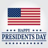 inställda dagsymbolspresidenter Presidentdagvektor Presidentdagteckning P Arkivfoton