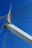 inställning för rep för brofragment modern Fotografering för Bildbyråer