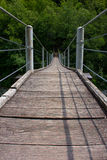 instabil bro Arkivbilder
