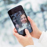 Instagram的照片 免版税库存照片