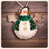 Instagram снеговика Стоковая Фотография