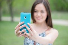 Instagram generation Stock Photography