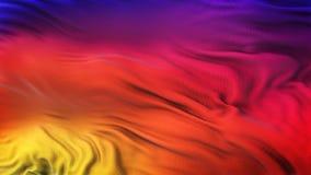 Instagram gradientu fala tła Kolorowa Gładka tapeta Fotografia Stock