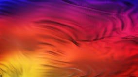 Instagram gradientu fala tła Kolorowa Gładka tapeta Obraz Royalty Free