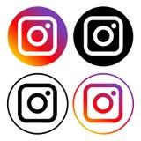 Instagram obrazy royalty free