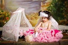 Instalação da fantasia Fotos de Stock Royalty Free