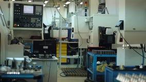 Instalação de manufatura filme