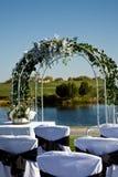 Instalação do casamento Imagem de Stock Royalty Free