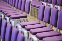 Instalação dos assentos Fotos de Stock Royalty Free