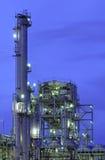 A instalação química Foto de Stock Royalty Free