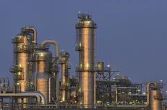 A instalação química Foto de Stock