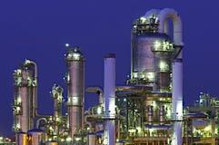 A instalação química Imagens de Stock Royalty Free
