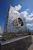 A instalação que caracteriza letras do alfabeto latino Fotos de Stock