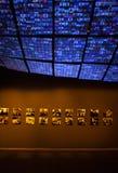 A instalação video de KutluÄŸ Ataman's, Arsenale 56th bie de Veneza Fotografia de Stock