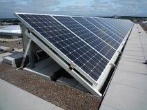 Fotovoltaico Fotos de archivo