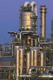 Instalación química Imagen de archivo libre de regalías