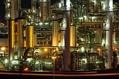 Instalación química Imagen de archivo