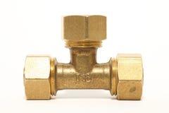 Instalaciones de tuberías Foto de archivo libre de regalías