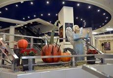 Instalacja dla Halloween Fotografia Stock