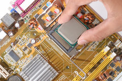 Install cpu Stock Images