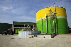 Installatie: De Energie van Biorenewable Royalty-vrije Stock Foto's