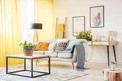 Warme Woonkamer Stock Images - 390 Photos