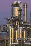 Installation chimique Photo stock