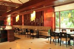 Installation de restaurant Photo stock