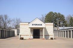 Installation de stockage Photo stock