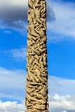 Installation de Vigeland Photographie stock libre de droits
