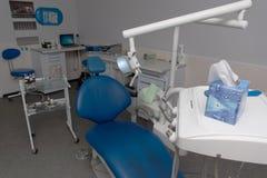 Installation dentaire photos stock