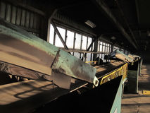 Installation for feeding coal Royalty Free Stock Image