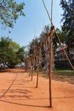 Installation of Periscopic Liberty. Pallavi Paul Royalty Free Stock Photography
