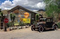 Installation sauvage de l'Arizona Photos stock