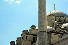Instanbul, Turkey. Blue Mosque royalty free stock image