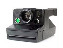 Instant camera Stock Photography