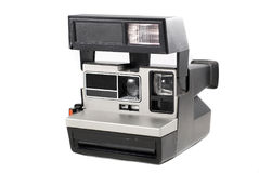 Instant camera isolated Stock Images