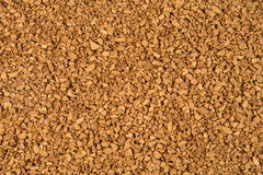 Instant coffee. Scattered instant coffee background 1 Royalty Free Stock Images