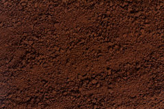 Instant coffee. As a texture Royalty Free Stock Photos