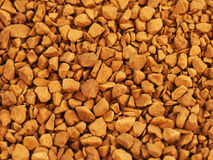 Instant coffee background Stock Image
