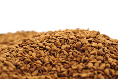 Instant Coffee background Royalty Free Stock Photo