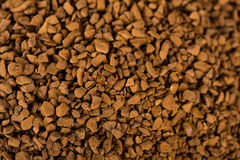 Instant Coffee background Royalty Free Stock Photos