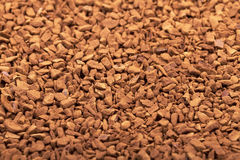 Instant coffee Royalty Free Stock Images