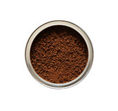 Instant Coffee Royalty Free Stock Image