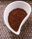 Instant Coffee Powder II Stock Photos