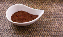 Instant Coffee Powder III Stock Photo