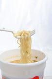 instant de nourriture Image libre de droits